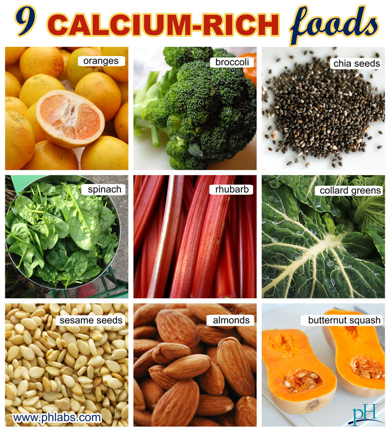 Food To Eat For Calcium Deficiency