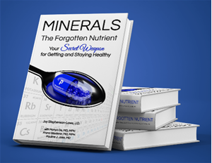 Picture of Minerals - The Forgotten Nutrient: Your Secret Weapon for Getting and Staying Healthy