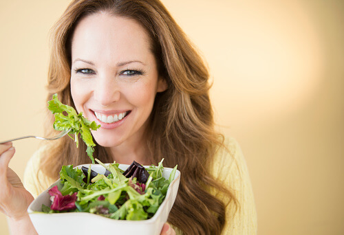 Make Your Age Just A Number With Green Leafy Vegetables